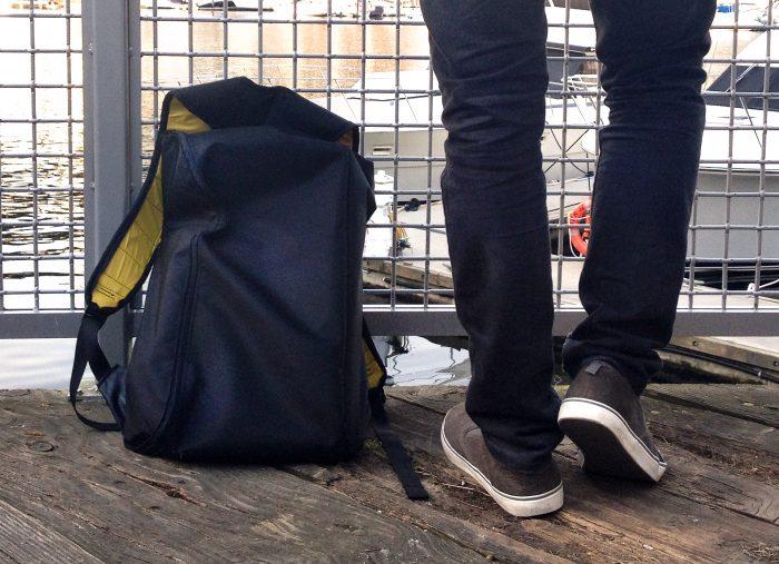 Transfer Backpack